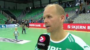 Anders Eggert efter europæisk fadæse: 'Det er en kæmpe skuffelse'