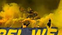 Håb forude - Ministre og fodbolden starter dialog om fans på stadion