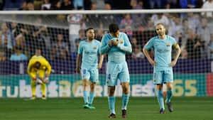 To hattricks i Barca-nederlag: Tæt på VANVITTIGT comeback - se alle 9 mål her
