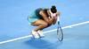 Japaneren Osaka overtager Wozniackis trone efter drama