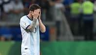 Messi og argentinsk fodboldchef får straf for Copa-kritik