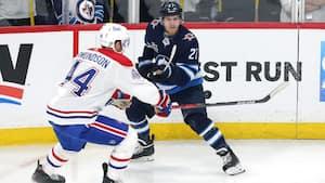 Canadiens blæser Ehlers og Jets ud af NHL's slutspil