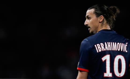 Zlatans farvel: Jeg kom, jeg så, jeg sejrede