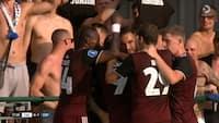 1-0 til FCK: Pieros dominerer i feltet og bringer 'Løverne' foran mod The New Saints