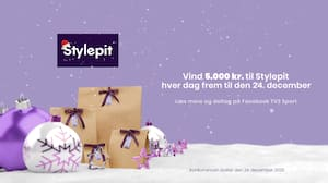 Julekalender for sportsnørder - vind 5.000 kr. til Stylepit hver dag frem til jul