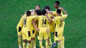 Dortmund sikrede sig førstepladsen - komet satte CL-rekord