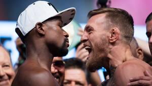 Den største kamp nogensinde: Gense afgørelsen på McGregor mod Mayweather her