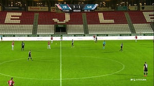 Mucolli mål mod SønderjyskE