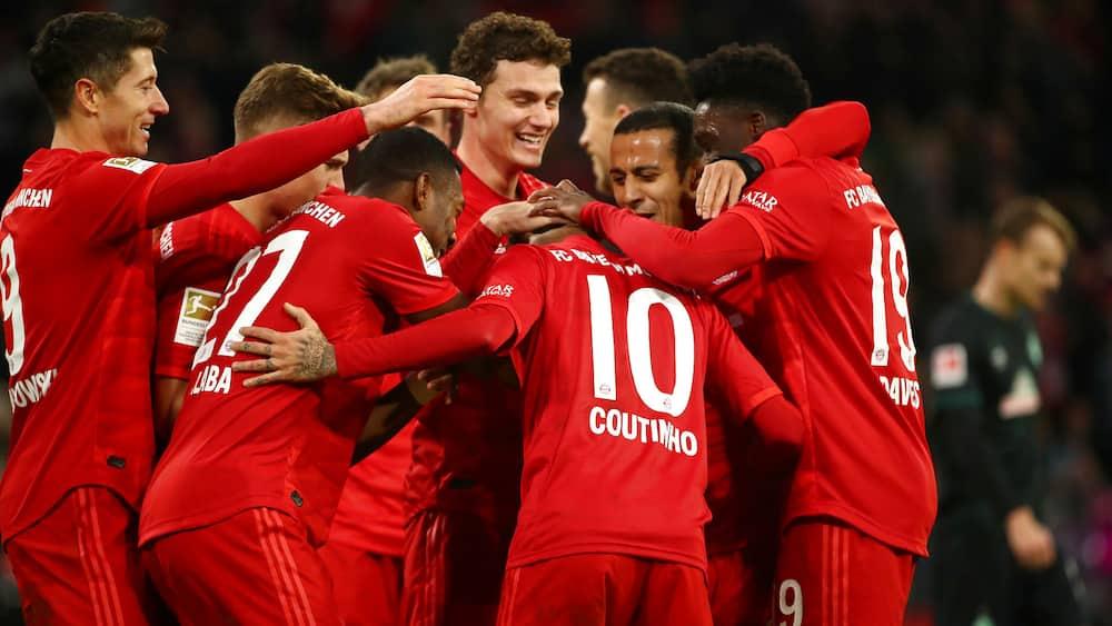 Bayern München stopper blødning i Bundesligaen med sejr