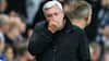 Newcastle-manager accepterer sin skæbne: 'Det er ikke min beslutning'