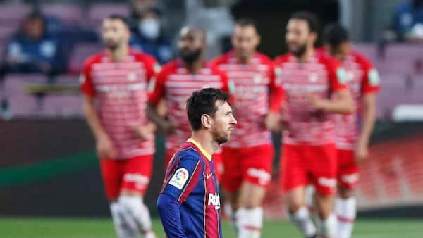 Barcelona smider sejr og topplacering efter Granada-comeback