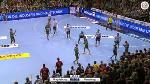 Damgaard og Magdeburg slår Flensburg i drama – Se den vilde afslutning her