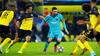 'JAAA!': Delaney sætter kontant takling ind på Messi - hør Dortmund-fansenes reaktion
