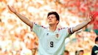 EM-minder: Davor Sukers supermål mod Danmark ved EM 1996
