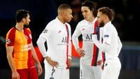 Alle stjernerne strålede i PSG's ydmygelse af Galatasaray