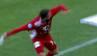 Absurd udvisning og tre mål i Lyngby's anden sejr i sæsonen - se highlights her