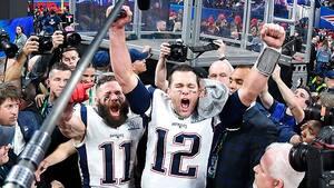 Genoplev Patriots' triumf: Se hele Super Bowl kogt ned til én time