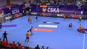 GOG har kurs mod kvartfinalen: Fører 19-17 mod CSKA Moskva