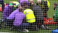 Husker du Lloris' skrækskade? Nu er han endelig tilbage i målet for Tottenham
