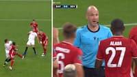 Bayern under pres: Sevilla foran på straffespark - se det her