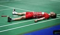 Badmintonchef: Antonsen har overgået vores forventninger