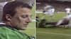 Blodig CL-retro: Kluivert sparker Real Madrid-keeper i hovedet - se det her