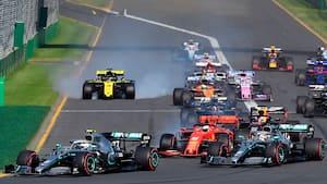 Godt nyt til F1-fans! På søndag kan du se Virtuel F1 Grand Prix DIREKTE på Viaplay