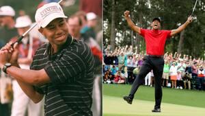 Unikke billeder fra en unik karriere: Se dokumentarfilmen 'Tiger Woods: Chasing History' på V Sport Golf