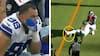 Uhyggelige tv-billeder: NFL-stjernens fod peger i den forkerte retning