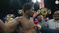 Joshua efter triumf mod Ruiz: Det handler om at ramme og ikke blive ramt!
