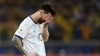 Beskyldt for korruption: Messi udelukket i tre måneder