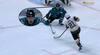 Her ved han godt, at det ender helt galt: NHL-stjerne skudt i sænk