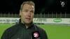 Cheftræner hylder Jeppe Kjær: 'Jeg havde ikke stået her i dag uden ham'
