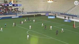 Dobbelt op: Nadim scorede to basse i Marseille-ydmygelse