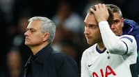 Mourinho benægter Eriksen-bud: Han spiller mod Watford