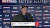Højgaard brillerer ved British Masters: 'Det har været godt i dag - det kører med driveren'