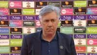 Ancelotti raser mod udvisning: 'Det er en joke - vi appellerer'