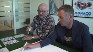 'Det var den bane, jeg frygtede mest' - Tom Kristensen og John Nielsen tegner sig igennem svær F1-bane