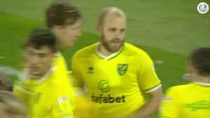 Jacob Lungi og Norwich vinder 7-0 og er nærmest sikre på PL - se målene her