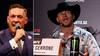 Cowboy pisser sit territorie af: Hvis McGregor gør det her, smadrer jeg ham i lobbyen