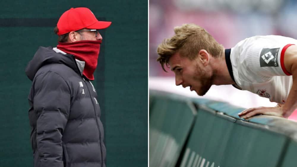 Engelsk medie: Liverpool trækker sig fra Werner-forhandlinger