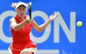 Wozniacki efter sejr i semifinale: Heldet var med mig