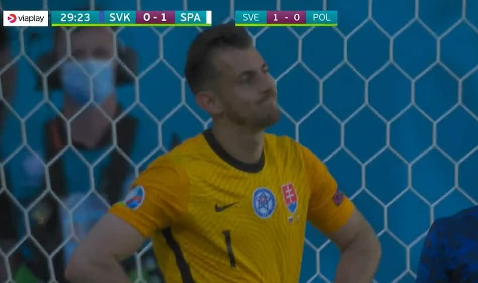 Sender han Spanien videre med EM's mest vanvittige drop?