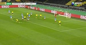 Jude Bellingham brager Dortmund på 5-0 inden pausen