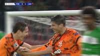 Morata med resolut afslutning - fordobler Juventus' føring