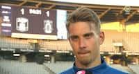 Maxsø om transfer: 'Hvis det rigtige tilbud kommer, skal jeg ud igen'
