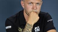 """""""Ikke kørernes skyld"""": Haas-chef fritager Magnussen for møgsæson"""