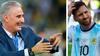 Brasiliens landstræner sætter Messi på plads efter korruptionsanklager