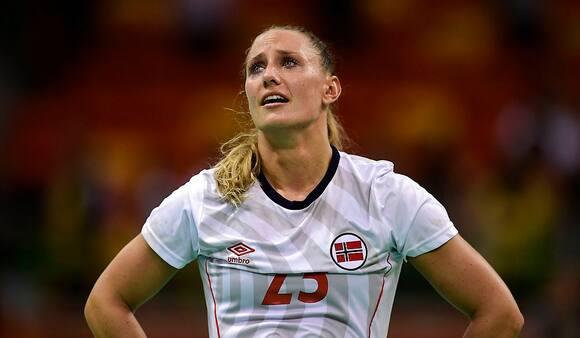 Camilla Herrem kom hurtigt over OL-skuffelse: Er IKKE påvirket afgørende kæmpeafbrænder