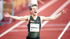 'En helt vild tid' - norsk løber får Bislett Stadion til at eksplodere i jubel med ny europarekord